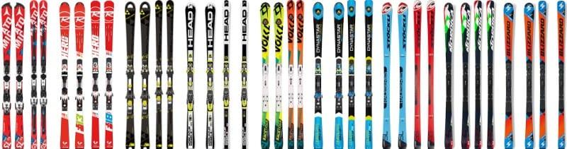 Equipamentos de Ski Top 10