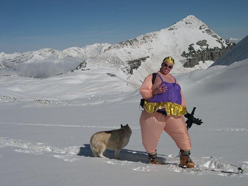 Esportes de neve