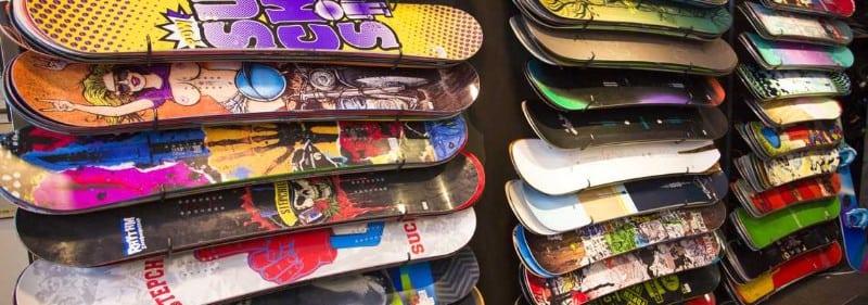 Pranchas snowboard
