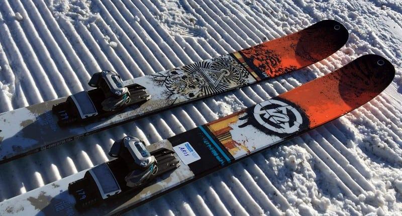 Ski na neve