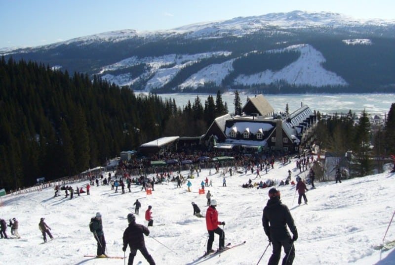 Estação de Ski