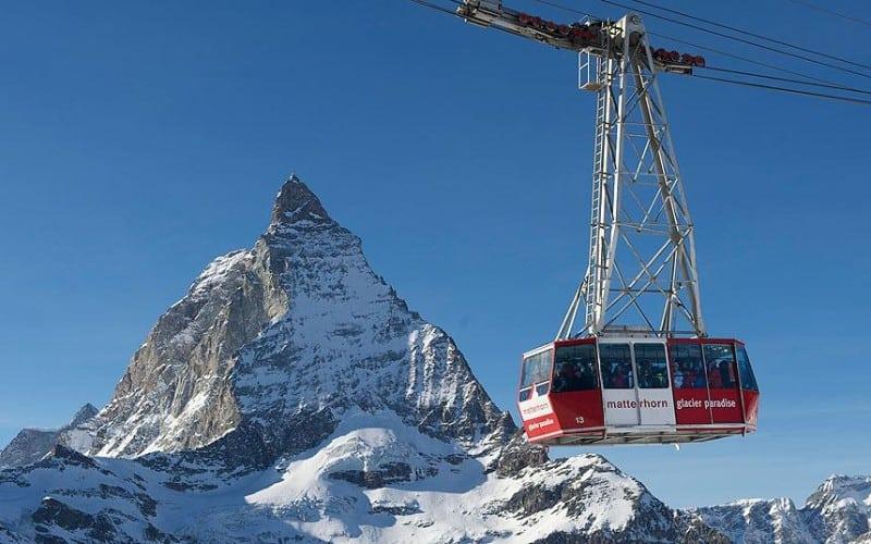 Gôndola Matterhorn