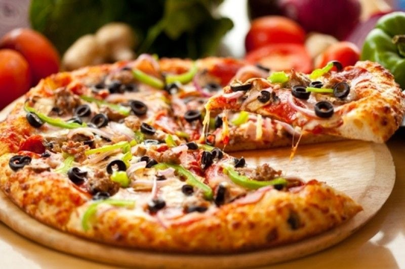 Base Camp Pizza