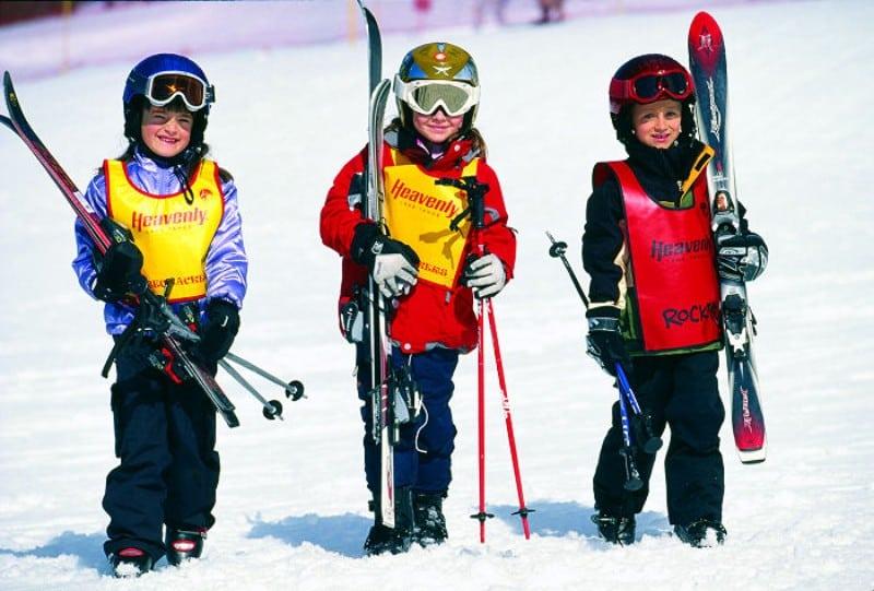 Escola de ski e snowboard