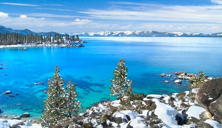 Lago de Lake Tahoe