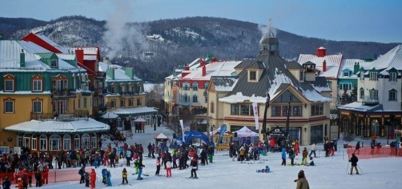 Centro de Ski Canadá