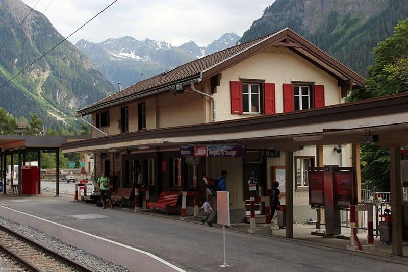 Casa nos Alpes