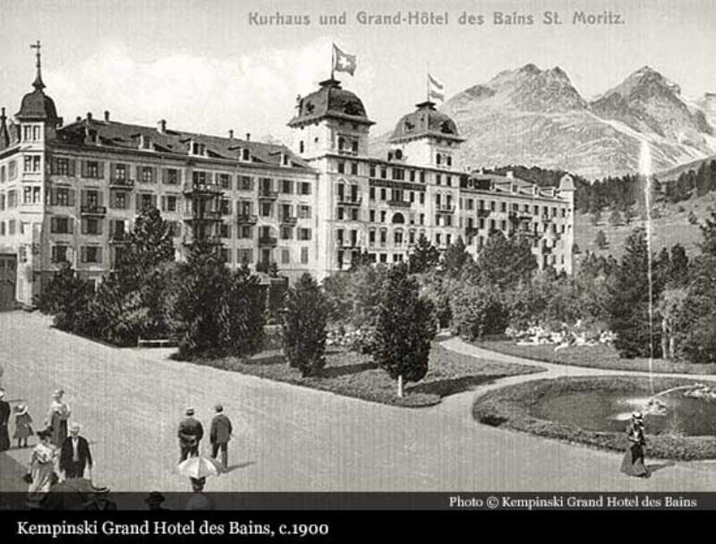 Graand Hotel des Bains