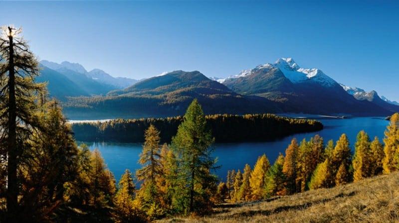 Região de St. Moritz