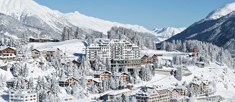 Vilarejo St. Moritz