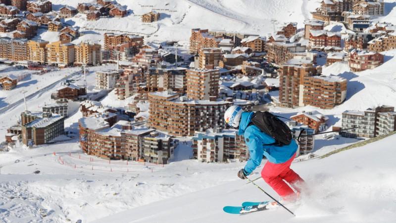 Guia para esquiar em Val Thorens