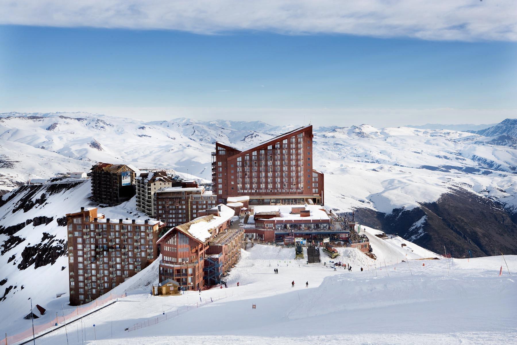 Guia para esquiar no Valle Nevado