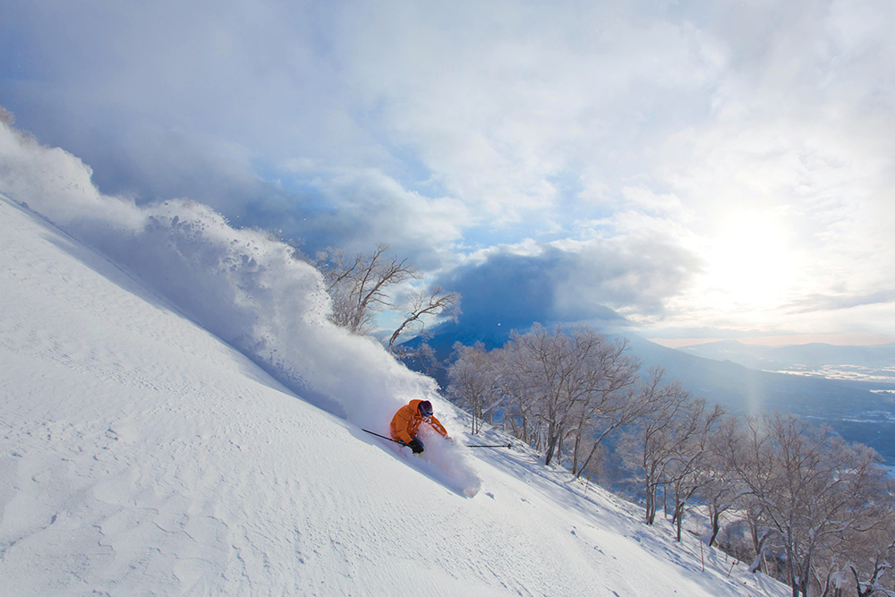 Japão: neve na Terra do Sol Nascente