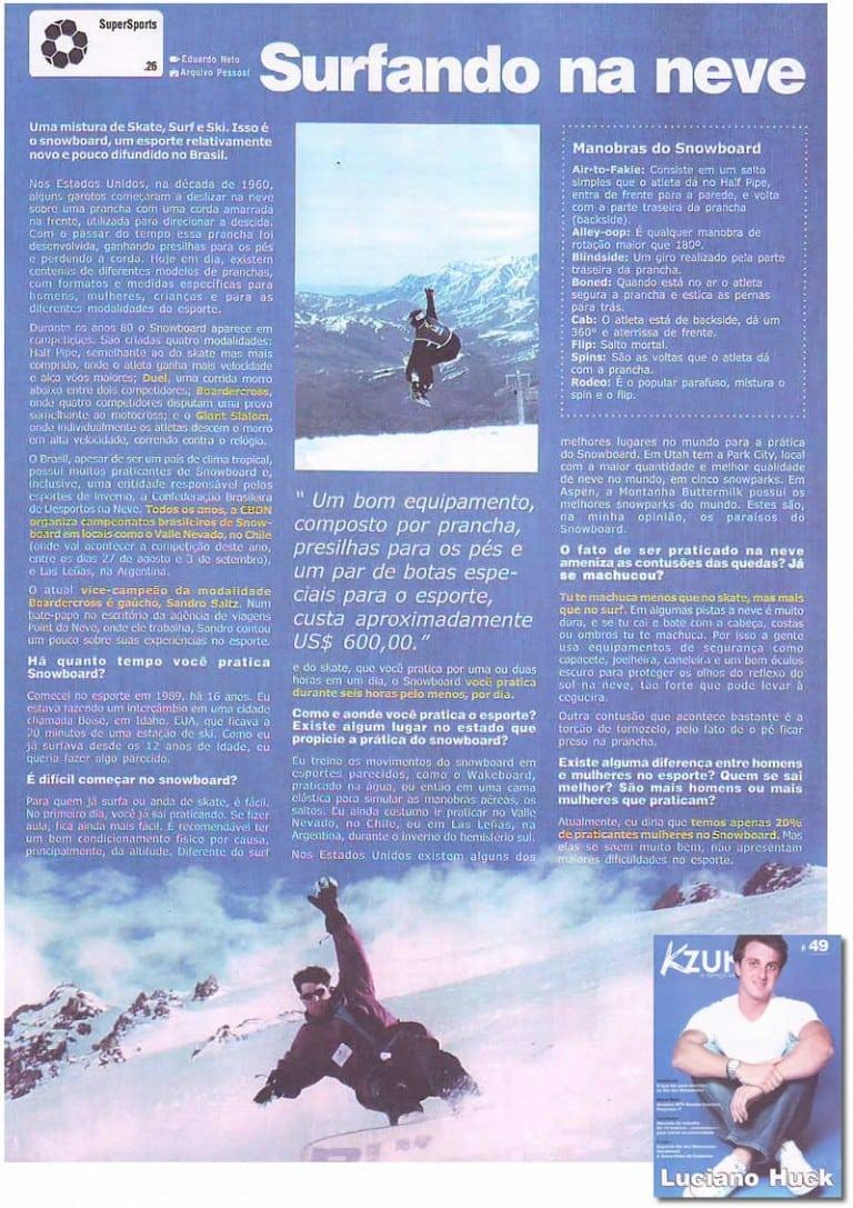 Jornal Kzuka Edição 49 – 2006
