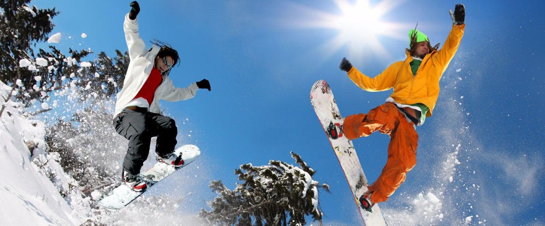 O Mundo do Snowboard