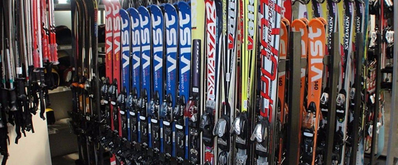 Equipamentos Ski