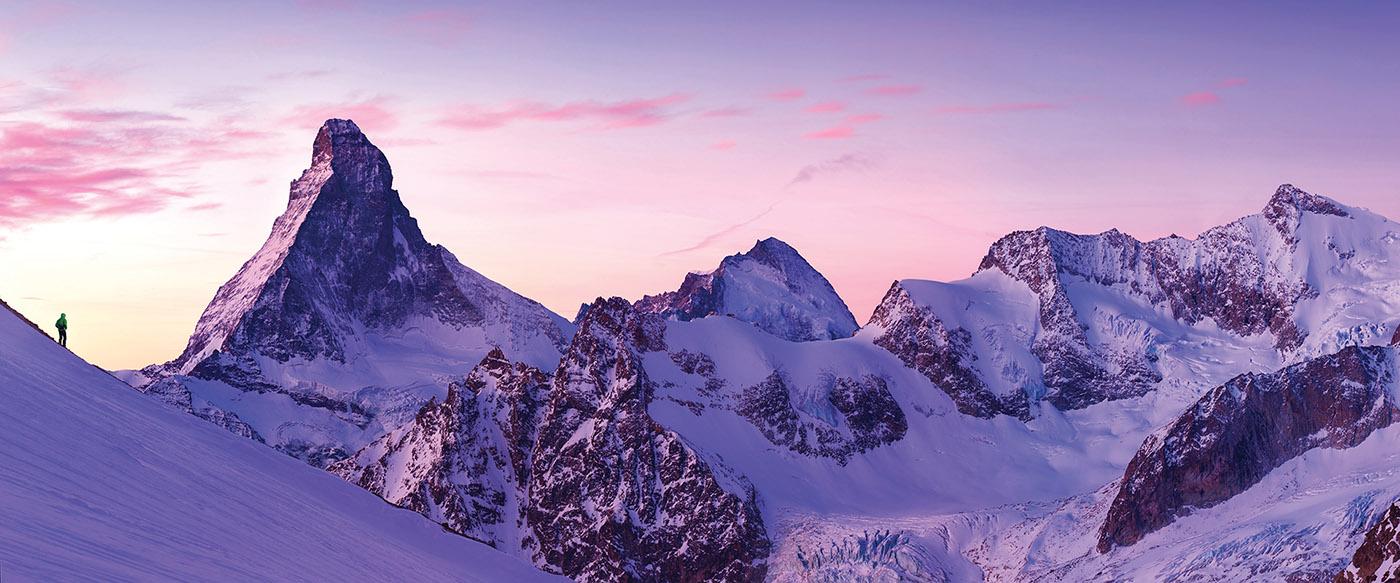Zermatt: A montanha perfeita